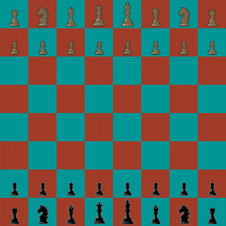 Upside-Down Chess opening